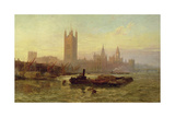 The Palace of Westminster  1892