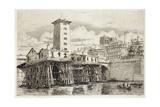The Pump  Notre Dame  1852