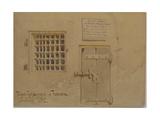 Jasso's Prison in Ferrara  1852
