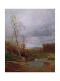 River Landscape  1880