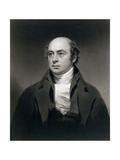 Sir Francis Leggatt Chantrey (1781-1841) Engraved by C Turner  1843