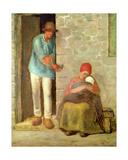 Nourishment  1858