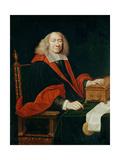 Chancellor Etienne III D'Aligre (1592-1677)