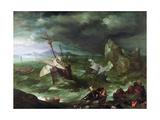 A Sea Storm  C1594-95