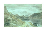 The Lake District  C1830