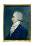 Portrait of Duc De Liancourt (1747-1827)