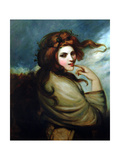 Portrait of Emma Hamilton (C1765-1815)