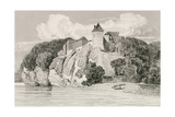 Castle at Tancarville  Published 1st October 1821