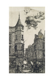 Tourelle  Rue De L'Ecole De Medecine  22  1861