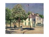 Walk at Argenteuil  1883