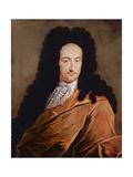 Portrait of Gottfried Wilhelm Leibniz (1646-1716)