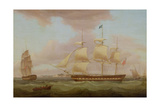 The Honourable East India Company's 'Duchess of Atholl'  1822