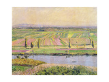 The Plain of Gennevilliers from the Hills of Argenteuil  1888