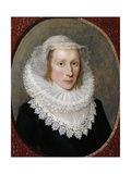 Portrait of a Lady  C1620