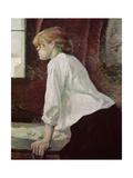The Laundress  1889