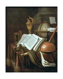 Vanitas Vanitatum Et Omnia Vanitas  1689