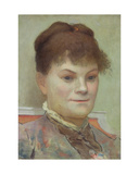 Portrait of La Goulue  C1880-85