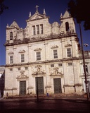 Cathedral of Bahia  Built 1657-72