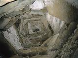 Dome of the Main Chamber  Newgrange Passage Tomb  C3200 BC
