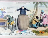 Mcclean's Monthly Sheet of Caricatures  Number 32  Published C1830