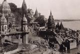 View of Benares  1890
