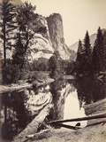 Washington Column  Yosemite National Park  Usa  1872