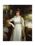 Portrait of the Honourable Eleanor Eden (1777-1851) C1790-99
