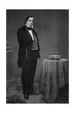 Portrait of Lewis Cass (1782-1866)