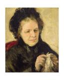 Madame Theodore Charpentier (1802-75) C1869