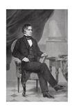 Portrait of Franklin Pierce (1804-69)