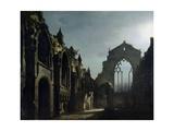 Ruins of Holyrood Chapel