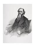 Portrait of Edwin M Stanton (1814-69)