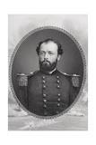 Portrait of General Quincy Adams Gillmore (1825-88)