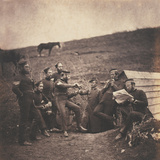 L'Entente Cordiale  from an Album of 52 Photographs Associated with the Crimean War  1855