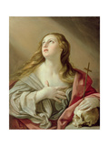The Penitent Magdalene  C1638