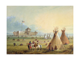 Fort Laramie  1858-60