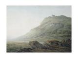 The Peak at Castleton  Derbyshire