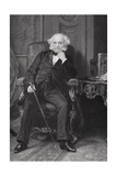 Portrait of Martin Van Buren (1782-1862)
