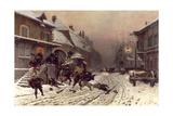 The Attack at Dawn  1877