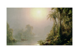 Morning in the Tropics  C1858