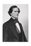 Portrait of Jefferson Davis (1808-1889) (Detail)