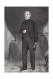 Portrait of John J Crittenden (1786-1863)