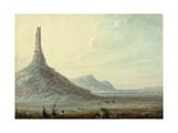 Chimney Rock  1837