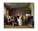 The Sailor's Wedding  1852