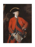 Lord Robert Clive (1725-74) in General Officer's Uniform  C1764