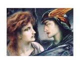 Mercury and Persephone