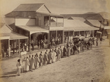 A Chinese Funeral in Cooktown  Australia