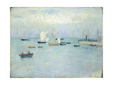 Poole Harbour  1890