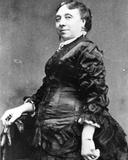 Portrait of Maria Deraismes (1828-94) Late 19th Century