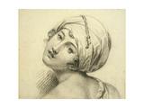 Portrait of Emma (C1765-1815) Lady Hamilton